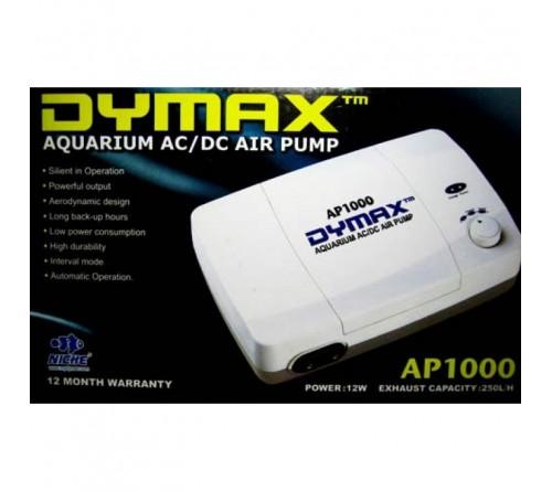 Dymax Compressor No-Break Aquário 40 Horas Ap1000 Bivolt