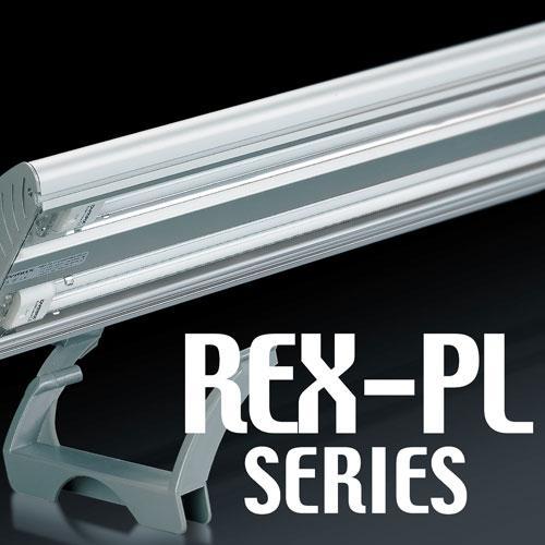 Dymax Luminária PL REX-PL (2X36W) 90cm 110v