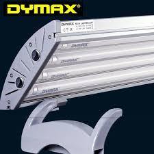 Dymax Luminária T5 Rex 4 (4X 28W) 120cm 220v Branca/Azul