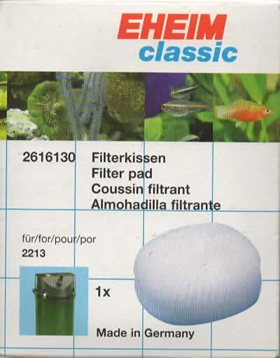 Eheim Classic Refil Almofada Sintética 2616130