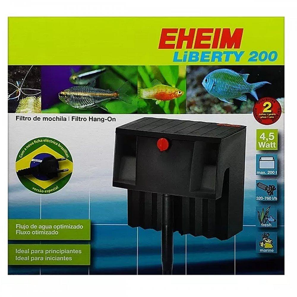 Eheim Filtro Externo Aquário Liberty 200 760lt/h 110v
