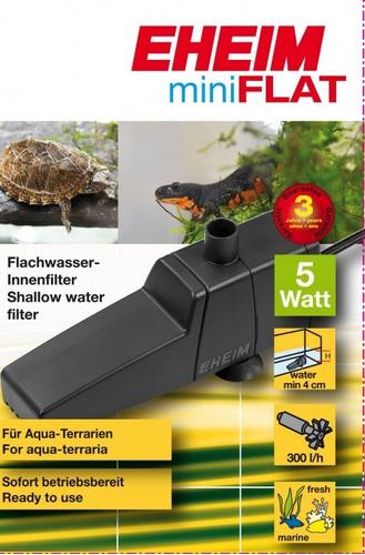 Eheim Mini Flat Bomba C/ Filtro 300l/h 5w 127v 2203470