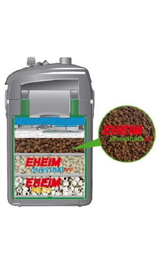 Eheim Phoshateout Filter Media 390g Removedor De Fosfato