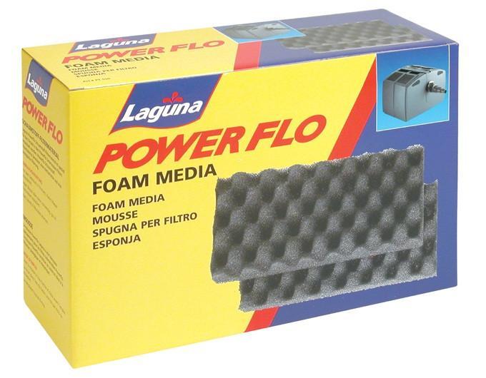 Espuma Refil Do Filtro Laguna Power Flo 1 Unidade