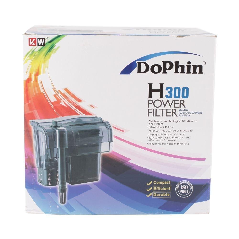 Filtro Externo Hang On Dophin H-300 440 L/h 220v