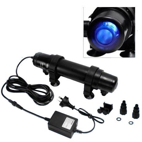 Filtro Ultravioleta Hopar Uv-611 11W P/Aquários/Lagos