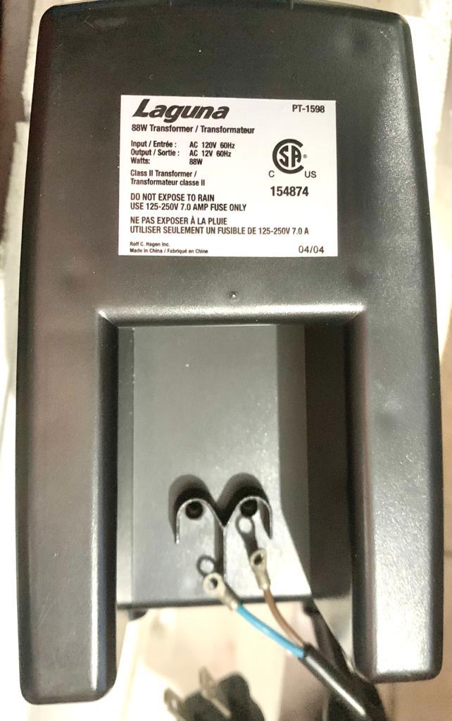 Filtro Ultravioleta Laguna Power Clear Max 5000 55w 127v