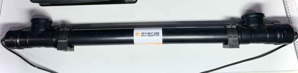 Filtro Uv Quartzo Cubos 30W 110v