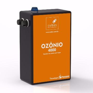 Gerador De Ozônio Cubos 4000 220v