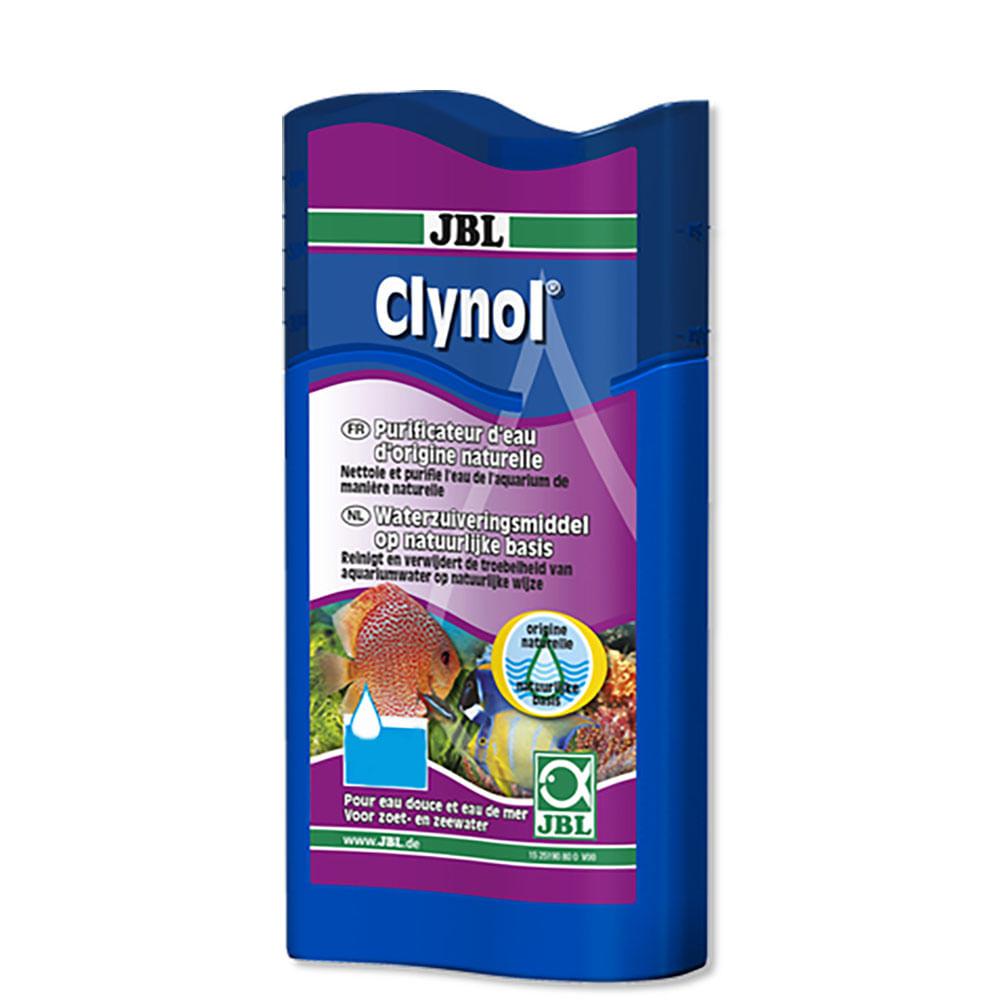 JBL Clynol Purificador Clarificante Natural P/ Aquário 100ml