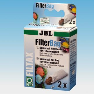 JBL Filter Bag Bolsa Para Mídias Com 2 Un. E Clipes Selantes