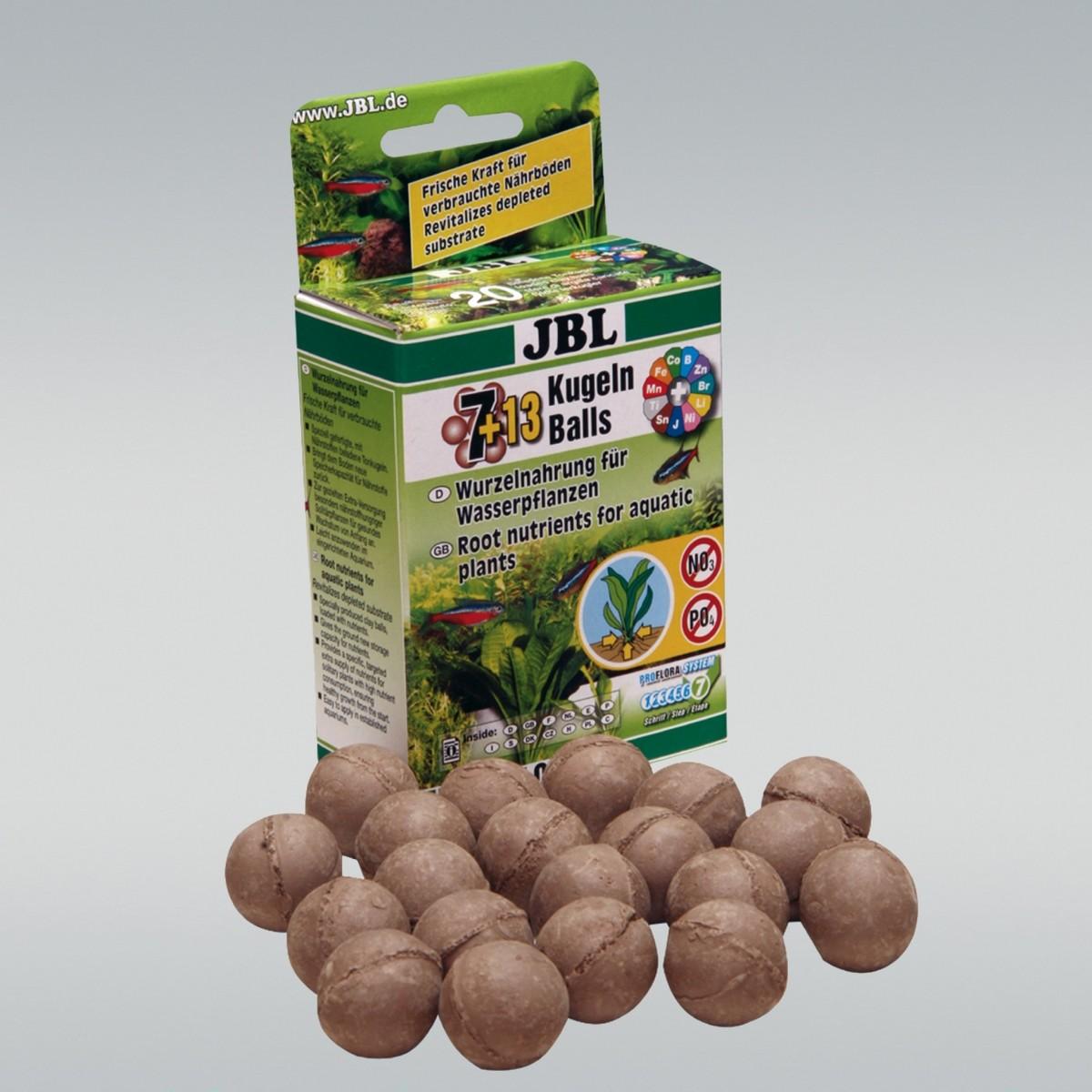 JBL Kugeln Bolas de Fertilizante Plantado A Granel