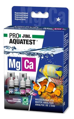 JBL Proaquatest Mg Ca Magnésio Cálcio Água Salgada
