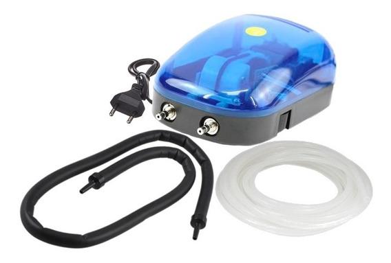 Kit Compressor de Ar Boyu S2000a + Cortina de Ar Boyu 60cm