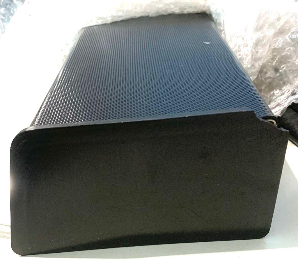Luminária P/ Aquário Calha Dupla 51cm 2 x T8 220v C/ Danos