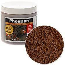 Phosban Removedor de Fosfato TLF 150g - P/ Aquários