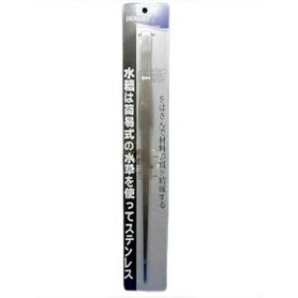 Pinça Reta De Inox A-27 27cm Hopar Para Aquários Plantados