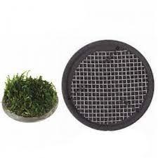 Placa Cerâmica com Tela Inox P/Cultivo de Plantas Ista EDD03