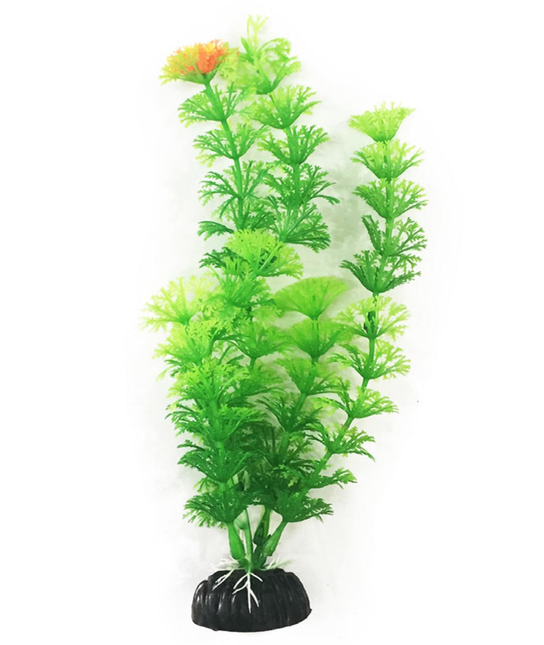 Planta Plástica Artificial P/ Aquário Soma Mod.409