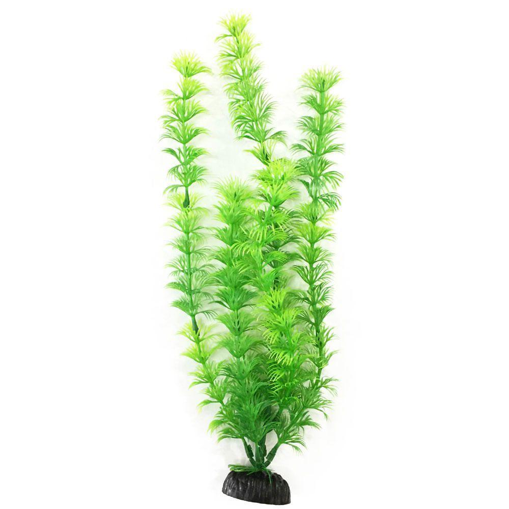 Planta Plástica Artificial P/ Aquário Soma Mod.411