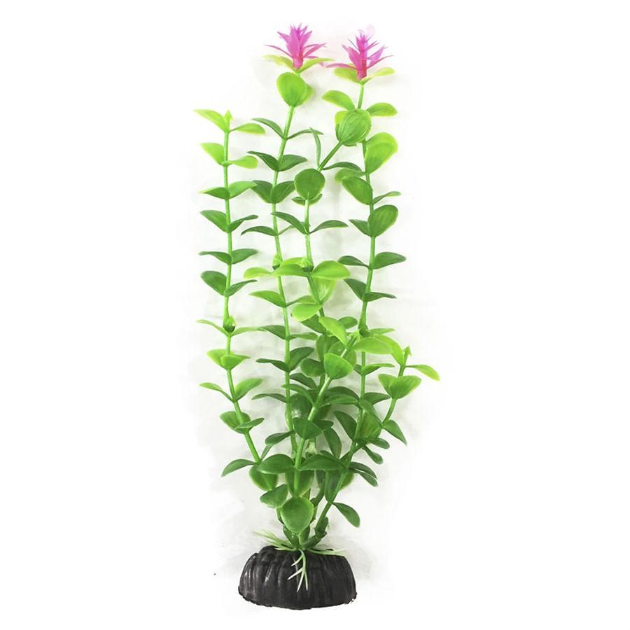 Planta Plástica Artificial P/ Aquário Soma Mod.413
