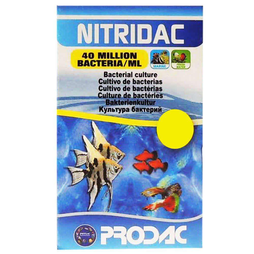 Prodac Nitridac Acelerador Biológico Água Doce/Marinho 250ml