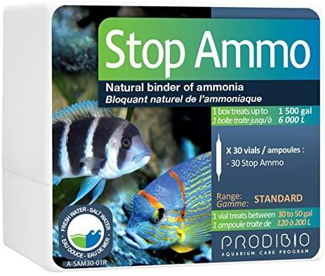 Prodibio Stop Ammo Redutor De Amônia P/ Aquário