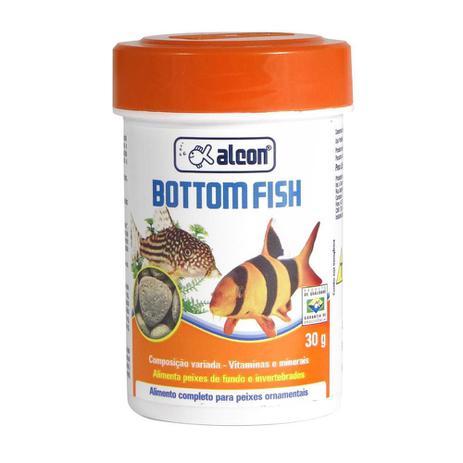 Ração Alcon Bottom Fish P/ Peixes De Fundo