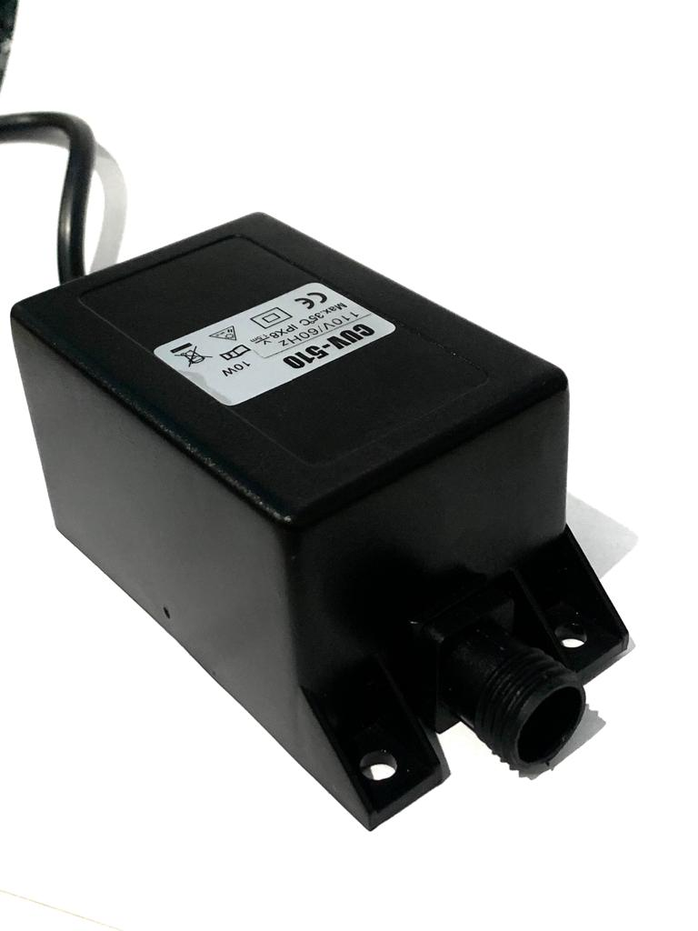 Reator Para Filtro Uv Sunsun CUV-510 10w 110v