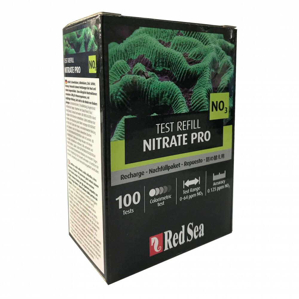 Red Sea Teste de Nitrato Reef Test Kit Nitrate Pro (no3)