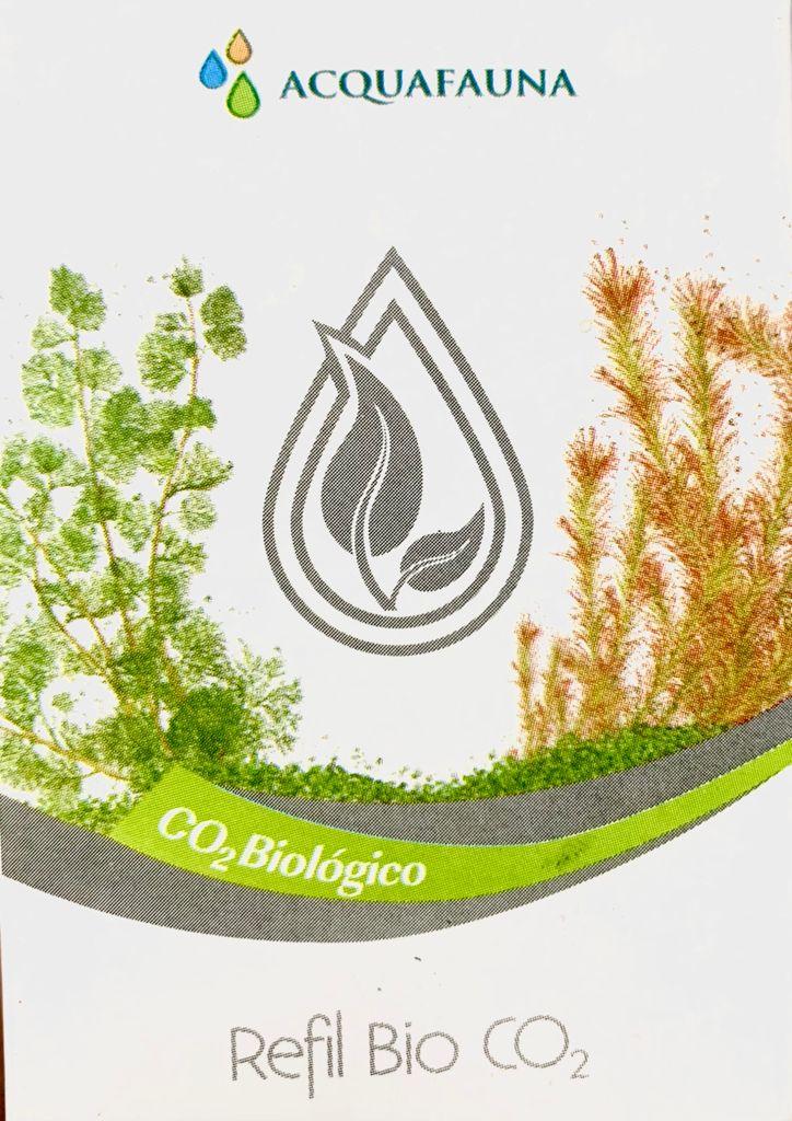 Refil Bio Co2 Acquafauna P/ Co2 Biológico