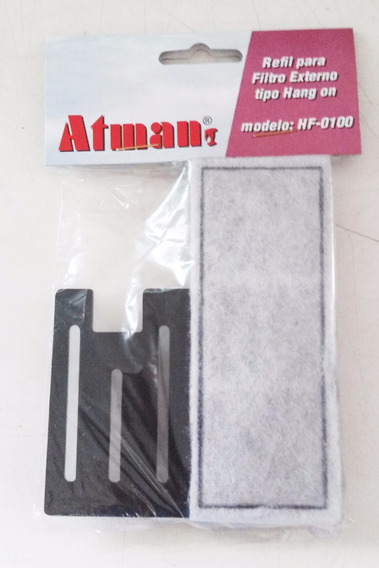 Refil P/ Filtro Atman Hf-0100 (Original)