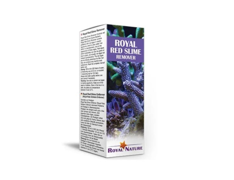 Removedor De Algas Vermelhas Royal Nature - Red Slime 100ml