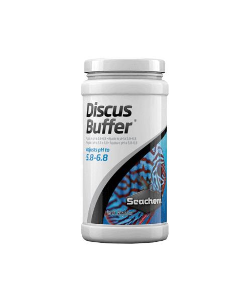 Seachem Discus Buffer Mantém O Ph Ideal Discos 5,8 6,8