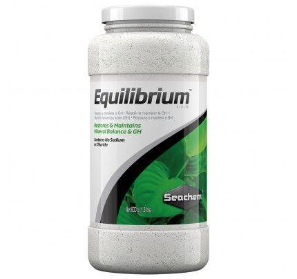 Seachem Equilibrium Regula Gh De Água Desmineralizada