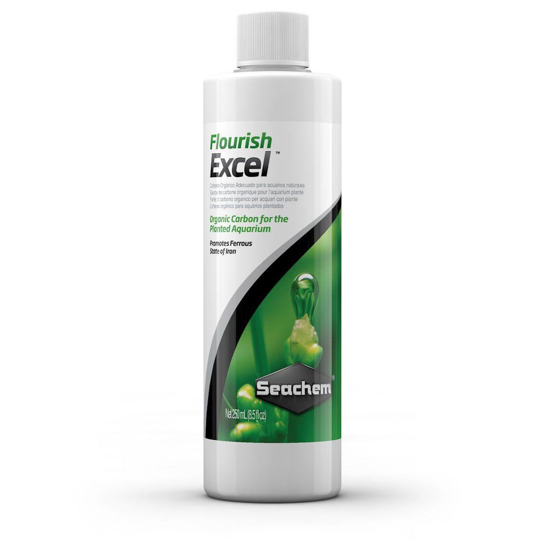 Seachem Flourish Excel Carbono Liquido Para Aquários