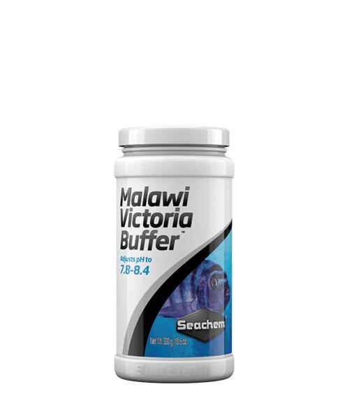Seachem Malawi Victoria Buffer Tamponador Ciclídeos
