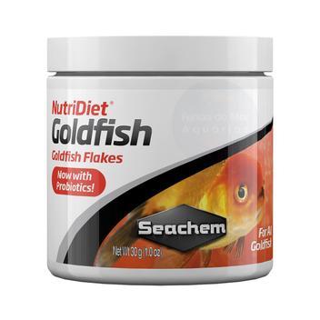 Seachem NutriDiet Goldfish Flakes