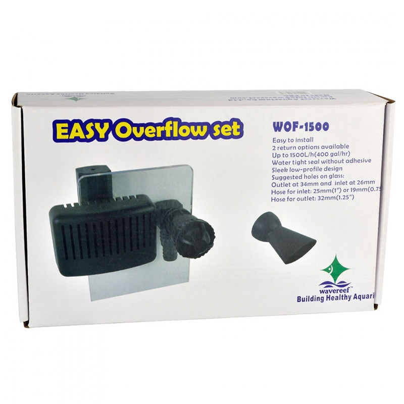Sistema Overflow Soma Wavereef WOF-1500