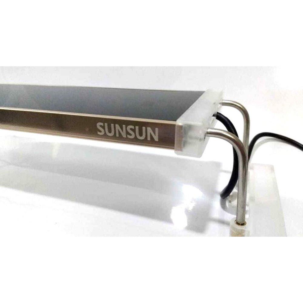 Sunsun Luminária Led Ade-500c 24w Bivolt 58 A 75cm Aquário