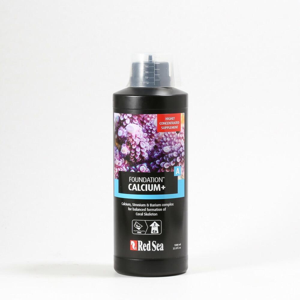 Suplemento Cálcio Red Sea Foundation A 500ml Calcium+