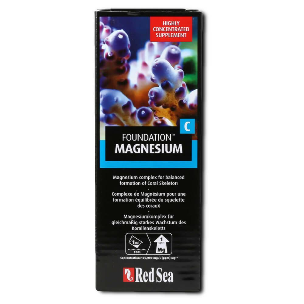 Suplemento Magnésio Red Sea Foundation C 1L Magnesium