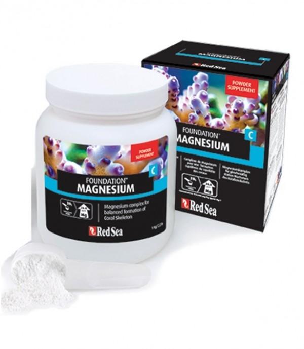 Suplemento Magnésio Red Sea Foundation C Magnesium 1kg