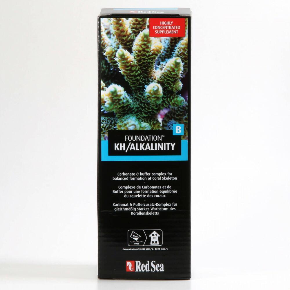 Suplemento Red Sea Foundation B 500ml KH/ Alkalinity