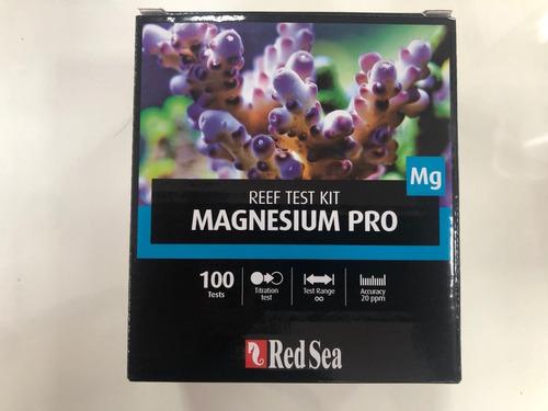 Teste de Magnésio Red Sea Reef Test Kit Magnesium Pro (mg)