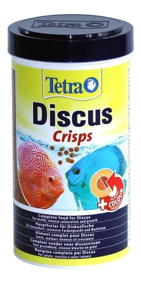 Tetra Discus Crisps Ração para Peixes 115g