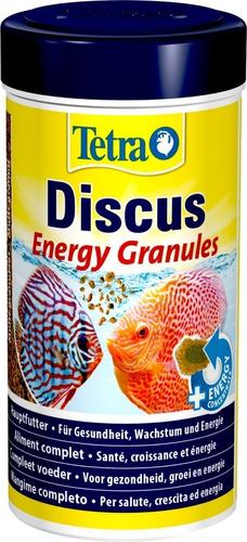 Tetra Discus Energy Granules Ração P Peixes 80g