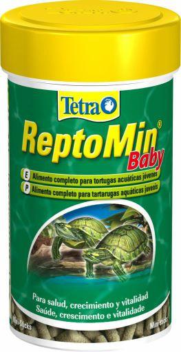 Tetra Reptomin Baby Ração Tartaruga E Répteis  26g