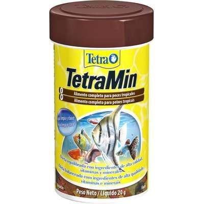 Tetramin Flakes Ração Peixes Tropicais Flocos