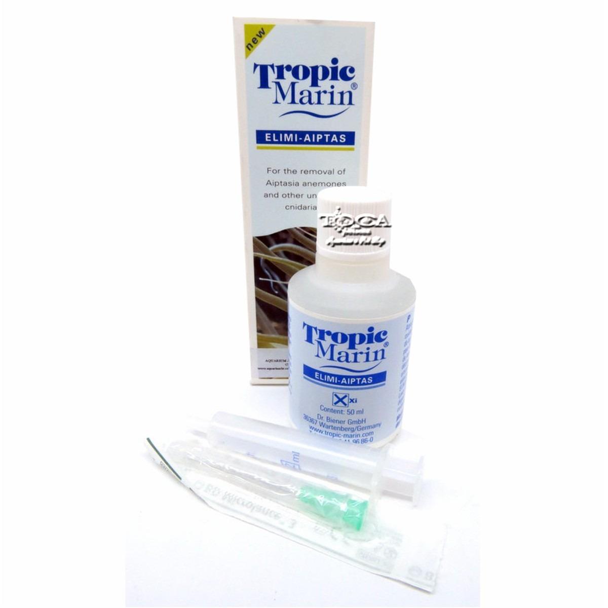 Tropic Marin Elimi Aiptas 50ml - Eliminador De Aiptasias